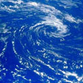 Cyclones and typhoons maintain stable fresh water supplies on Earth
