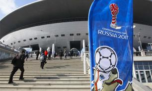 Foreigners can visit Russia without visas for FIFA Confederation Cup