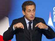 Sarkozy, the new Napoleon, wants to attack Iran