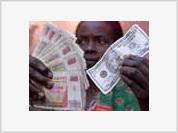 Zimbabwe cuts ten zeros making ten billion dollars become one