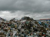 Russia drowns in 60 million tons of garbage a year