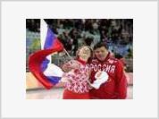 Speed skater Svetlana Zhurova brings fourth Olympic gold for Russia