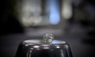 Large, top quality diamond found in Russia