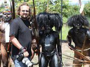 Orthodox priest survives tropical hell of Papua New Guinea