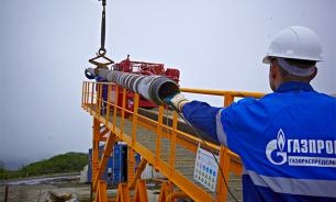 Gazprom to build pipeline to Japan