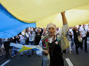 The people of the Ukraine were sold a pack of lies