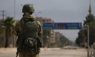 Three Russian soldiers reportedly hurt in mine explosion in Syria