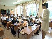 80 percent of Russian children become neurotic during their school years