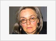 Anna Politkovskaya's funeral ceremony takes place in Moscow today