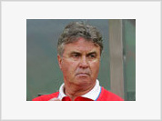 Russia to beat England to qualify for Euro 2008, Guus Hiddink