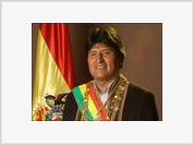 Bolivia Breaks Relations with Israel for the Aggression in Gaza