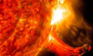 Asteroids much more dangerous than solar superflares
