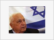 Ariel Sharon unable to enjoy the triumphant victory of his party