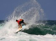 Surfing: Brazilian leads ranking for first time