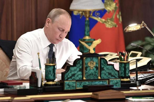 Putin's powers likely to be extended for three consecutive terms