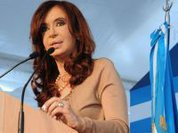 Bravo, Cristina!