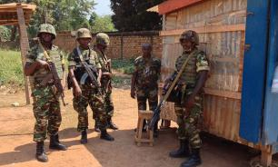 Central African Republic: Out of sight, out of mind