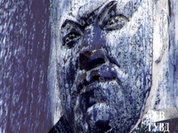 Boris Yeltsin's monument desecrated with blue paint in Russia