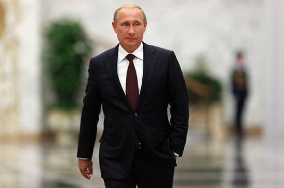 Vladimir Putin is the only leader the West has