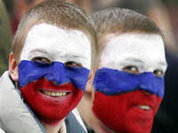 Russians shine with social optimism