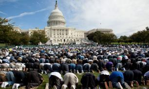 The plight of Moslems in the USA