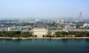 Photographer flies over North Korea, takes fascinating pictures of Pyongyang