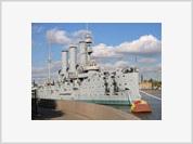 Oligarch Prokhorov Willing to Buy USSR's Icon, Cruiser Aurora