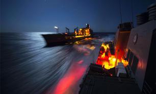 US Carney destroyer enters Black Sea