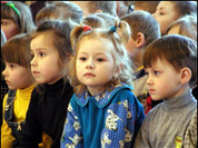 Russia gives orphans little happiness
