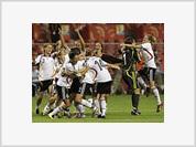 Germany beats Brazil winning Women's World Cup