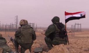 Syrian special forces attack Palmyra. Video