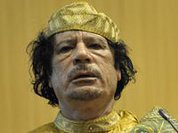 Libya: Gadhafi hanging on