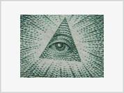 All-seeing eye curses US dollar