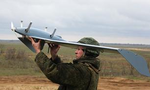 Russia designs ultra-light reconnaissance UAV
