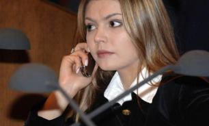 Alina Kabaeva unveils one secret of her totally secret private life