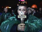 Ukraine: Shock, anarchy, chaos