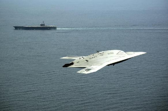 Russian air defences ready to shoot down NATO drones and reconnaissance aircraft over Crimea