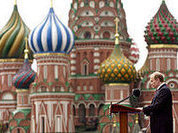 US threatened by Russia's Christianity