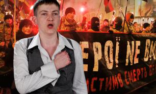 Savchenko comes back to Moscow where no one needs her