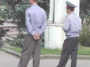 The majority of Russians prefer to stay away from the police
