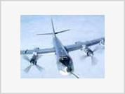 Russia's Tu-95 strategic bombers frighten NATO