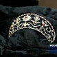 Diadem of Pushkin's Granddaughter Exhibited in Hermitage