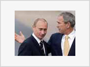 George Bush listens to only extremely conservative and anti-Russian advisors