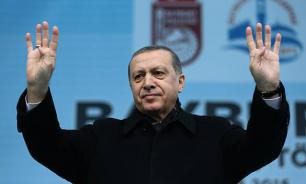 Erdogan turns Turkey into rotten fruit