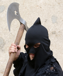 Executioner as a profession
