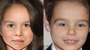 This is how royal baby could look like