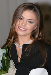 Alina Kabaeva: The beauty and the sport