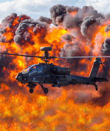 AH-64 Apache: Prime attack chopper of US Army