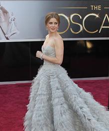 Oscar 2013: Best dressed
