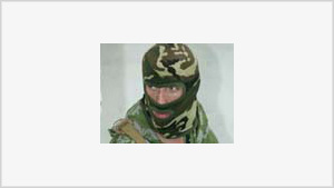 Chechnya. Russian Spetsnaz (special purpose units)